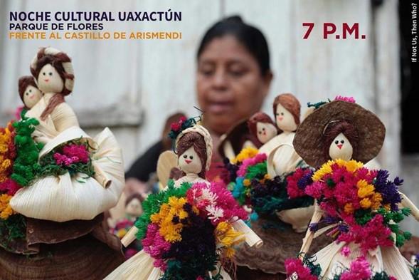Noche Cultural Uaxactún